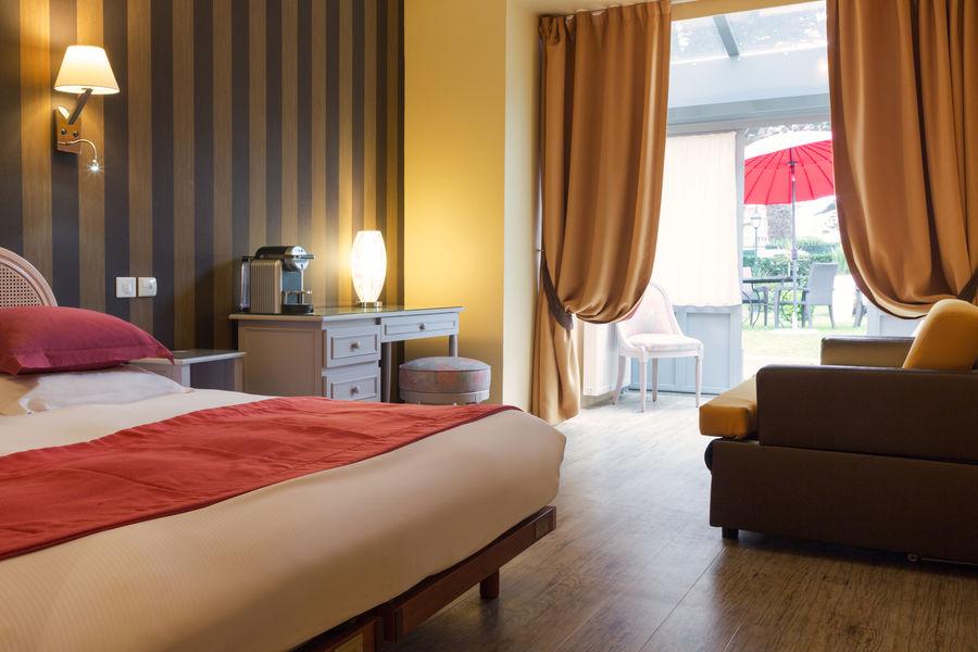 Hotel The OriginalsGrand Hôtel de Courtoisville 6