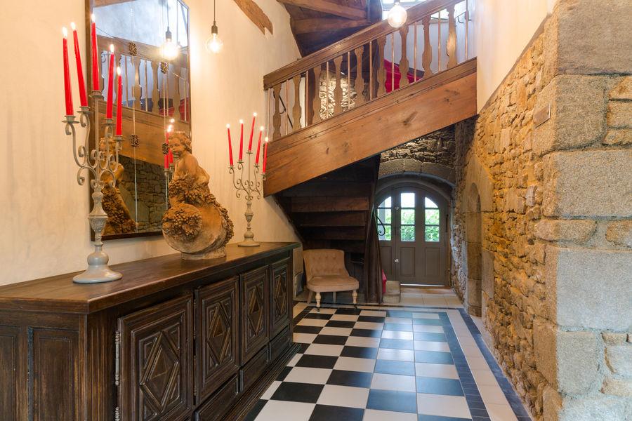 Hotel The Originals de l'Abbaye 1