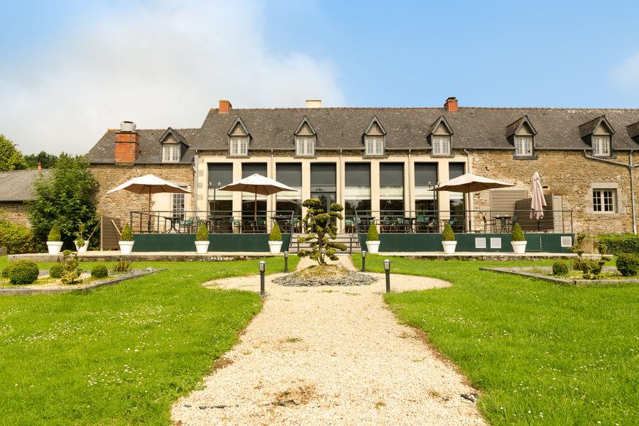 Hotel The Originals de l'Abbaye 2