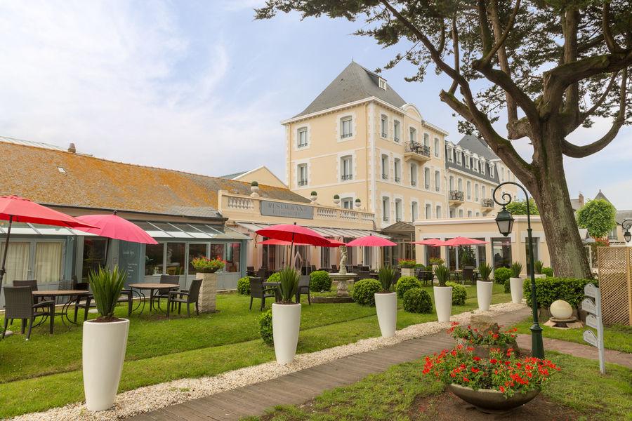 Hotel The OriginalsGrand Hôtel de Courtoisville 31