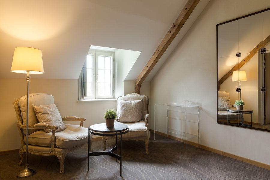 Hotel The Originals de l'Abbaye 15