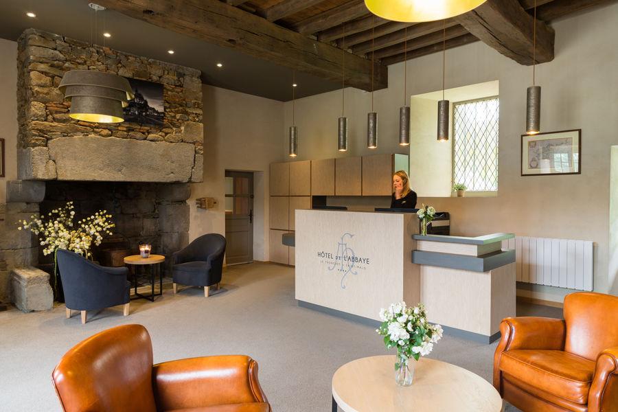 Hotel The Originals de l'Abbaye 21