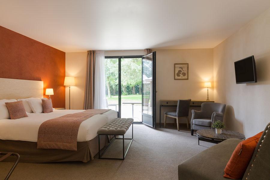 Hotel The Originals de l'Abbaye 9