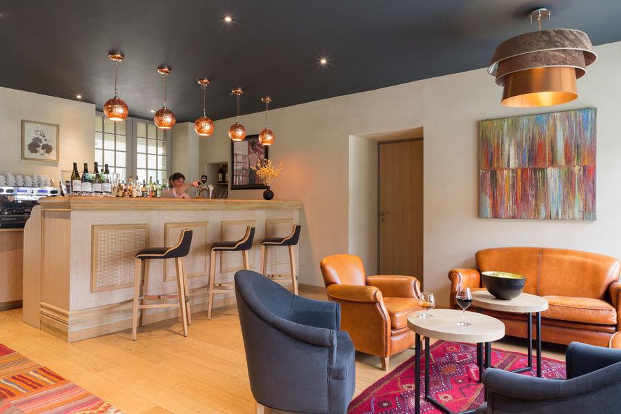 Hotel The Originals de l'Abbaye 10
