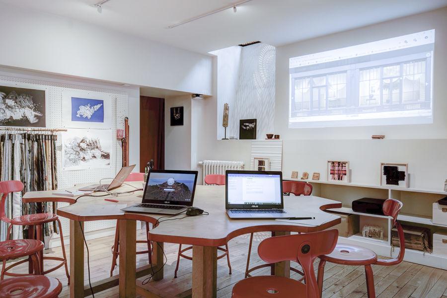 Galerie d'art décoratif Coworking