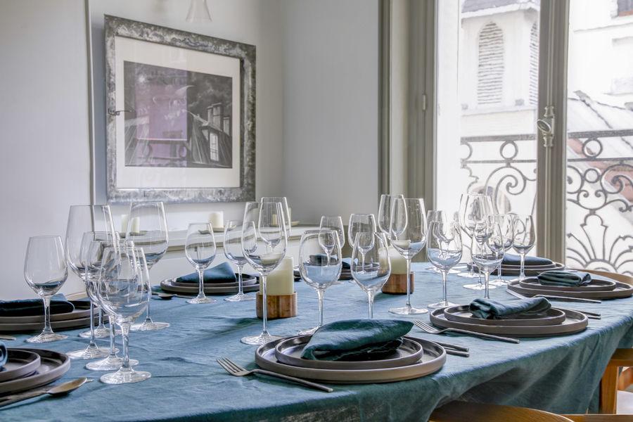 Galerie d'art décoratif Cuisine et salle à manger
