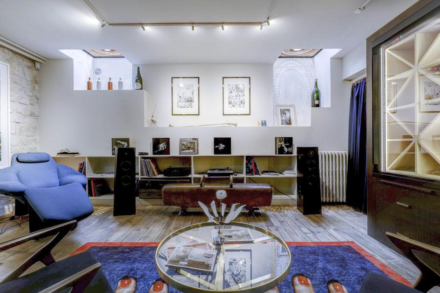 Galerie d'art décoratif Salon
