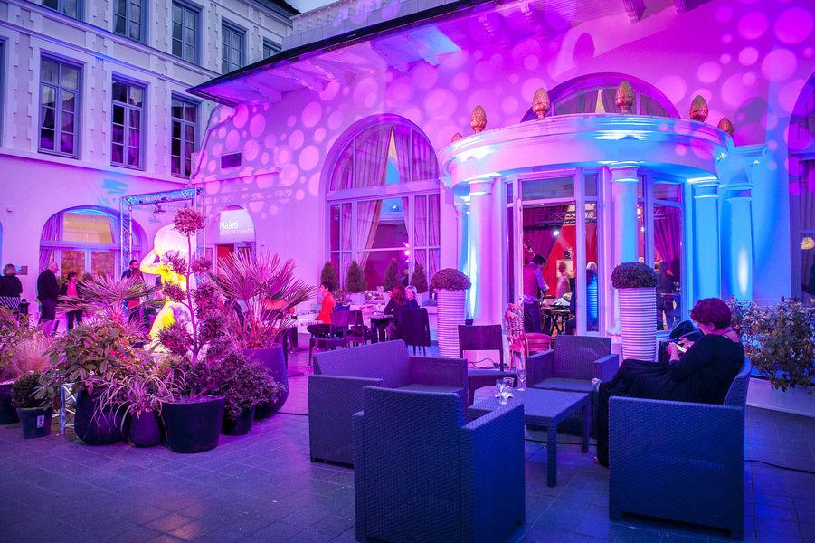 Najeti Hôtel de l'Univers *** Terrasse - Soirée Privée