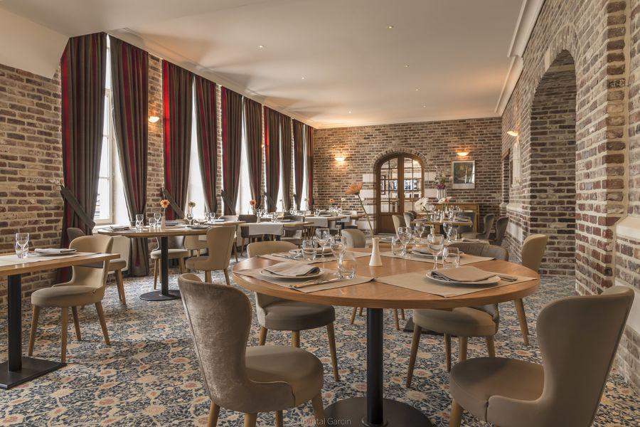 Najeti Hôtel de l'Univers *** Restaurant