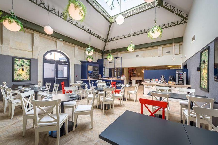 Hotel The OriginalsSaumur Le Londres Restaurant