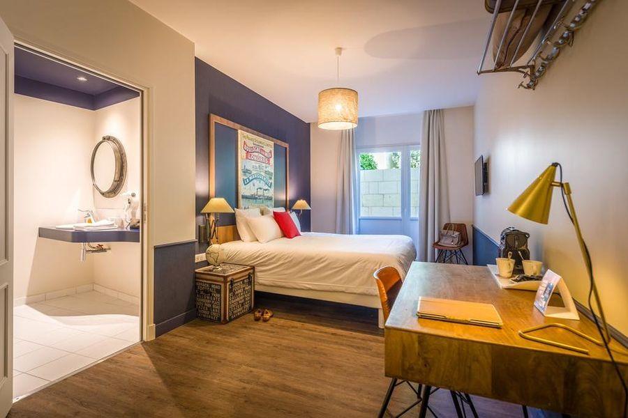 Hotel The OriginalsSaumur Le Londres Chambre
