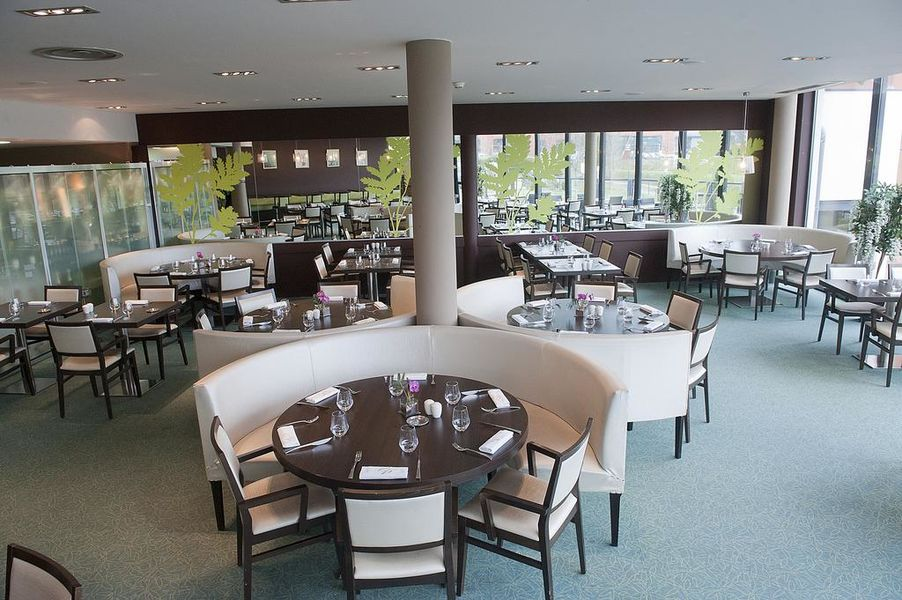 Best Western Palladior Voiron *** Restaurant