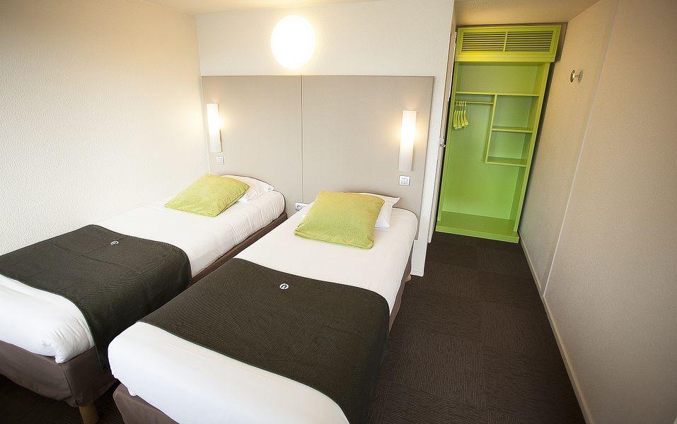 Campanile Lingolsheim Chambre
