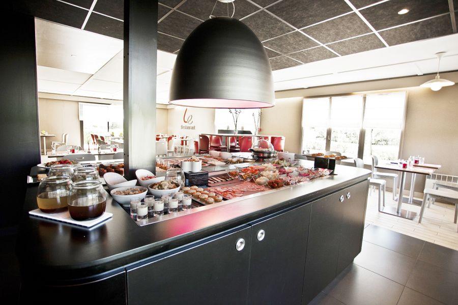 Campanile Lingolsheim Restaurant