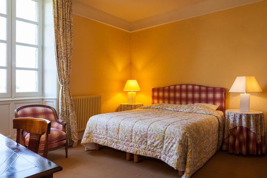 Hotel The Originals Relais du Château d'Arche **** 14
