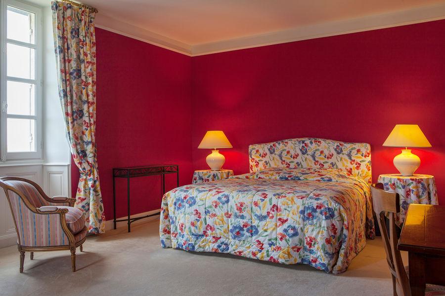 Hotel The Originals Relais du Château d'Arche **** 18