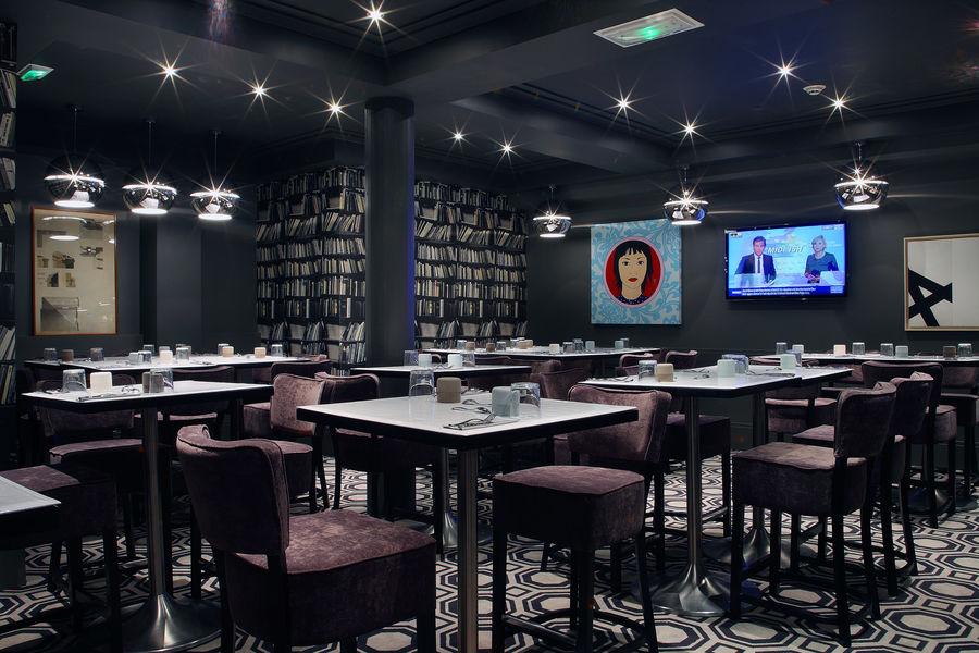 Le Cinq Hotel Chambéry Hyper Centre SALLE PETIT DEJEUNER