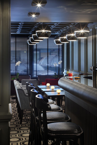 Le Cinq Hotel Chambéry Hyper Centre Bar