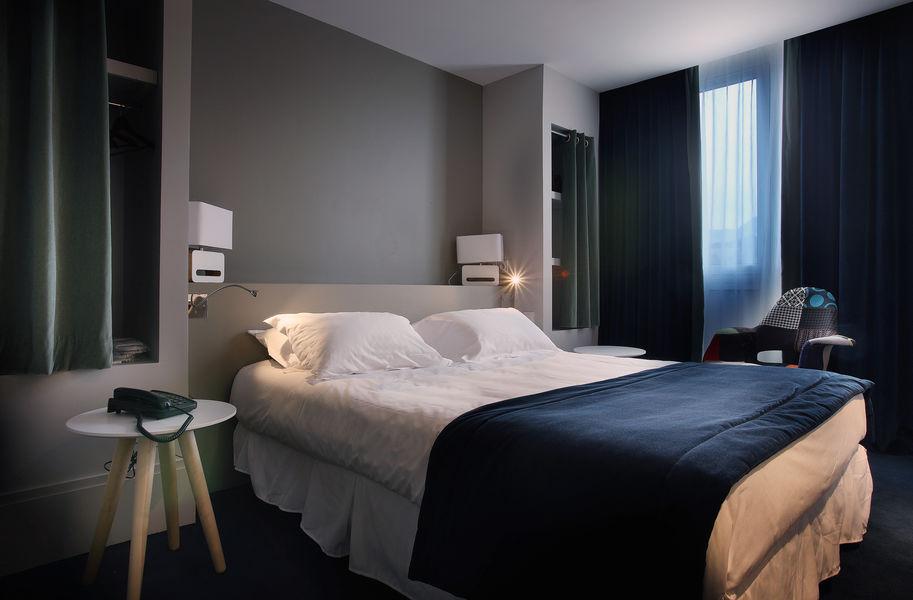 Le Cinq Hotel Chambéry Hyper Centre CHAMBRE CONFORT