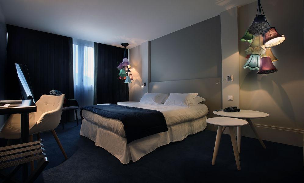 Le Cinq Hotel Chambéry Hyper Centre CHAMBRE SUPERIEURE