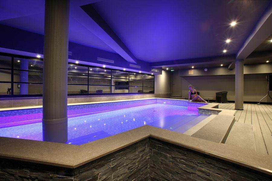 Le Cinq Hotel Chambéry Hyper Centre ESPACE BIEN ETRE