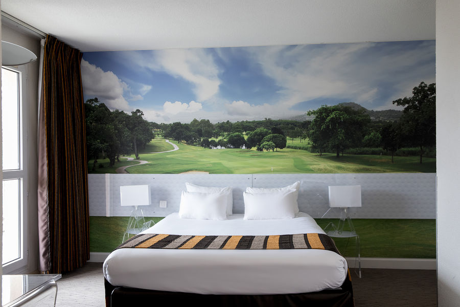 Hotel The Originals Paris Est Golf  2