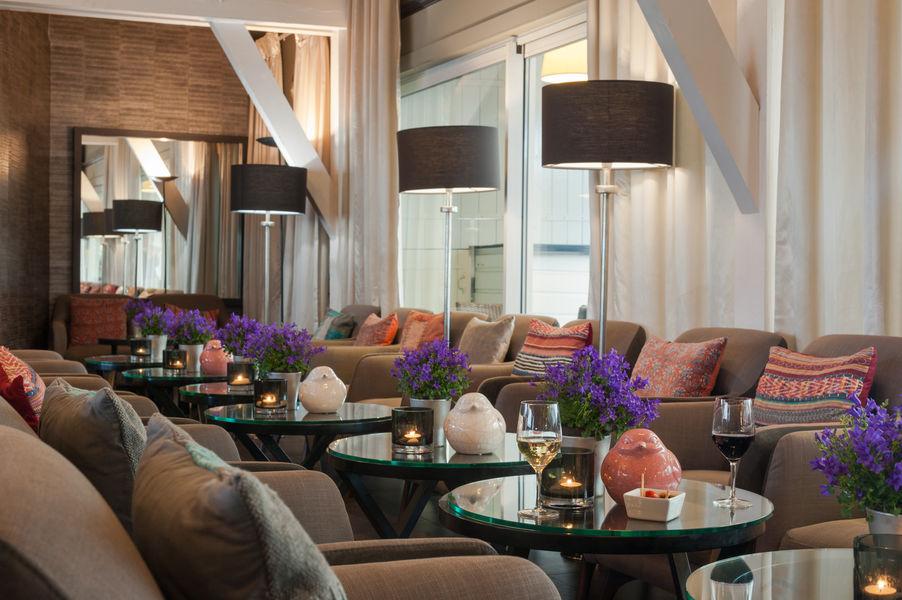 Hotel The Originals Paris Parc Expo Villepinte Acadie 9