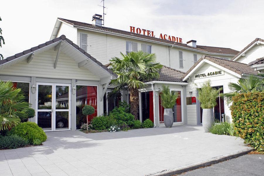 Hotel The Originals Paris Parc Expo Villepinte Acadie Extérieur
