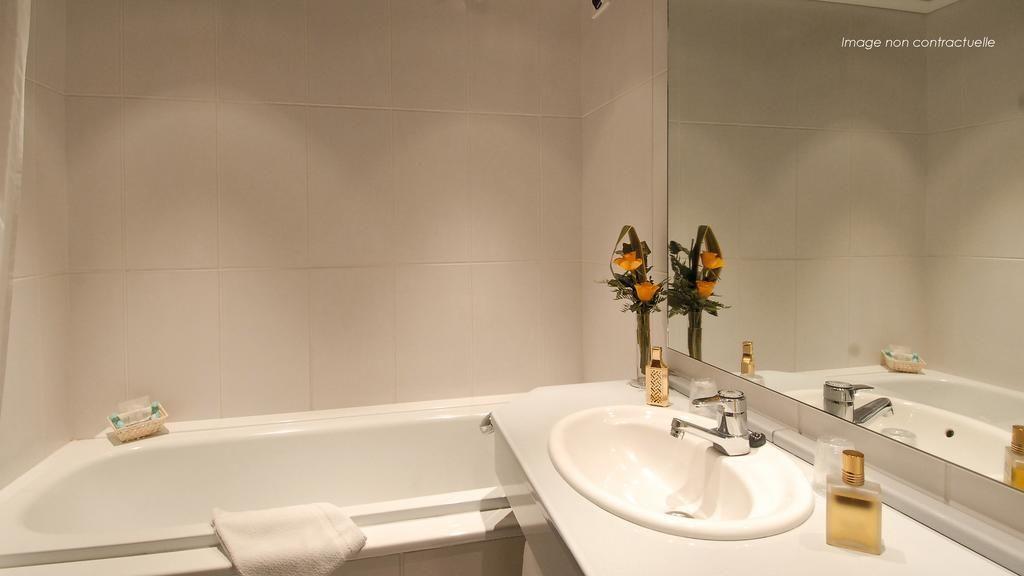 Amirauté Hôtel - Séminaires & Congrès Salle de bain