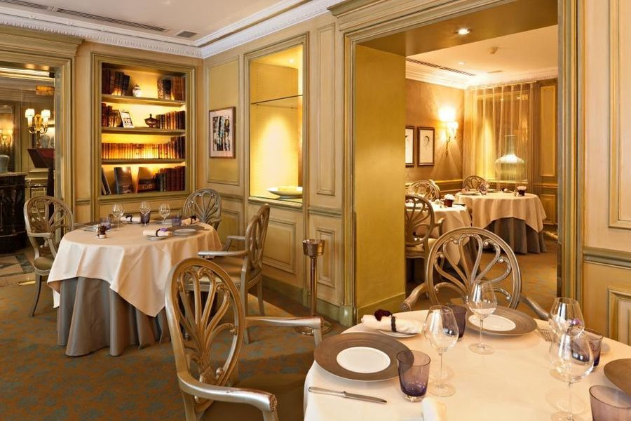 Hôtel Westminster **** Le Céladon Restaurant