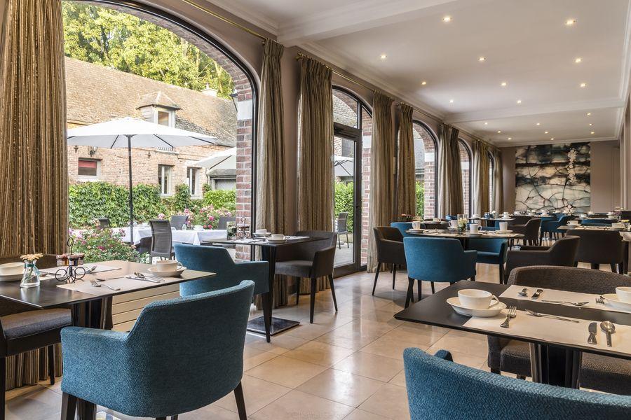 Najeti Hôtel Château Tilques *** Restaurant