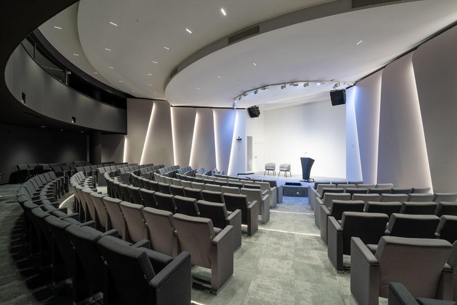 VERSO, centre de conférences Auditorium