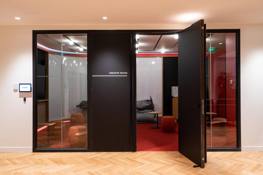 VERSO, centre de conférences Creative Room