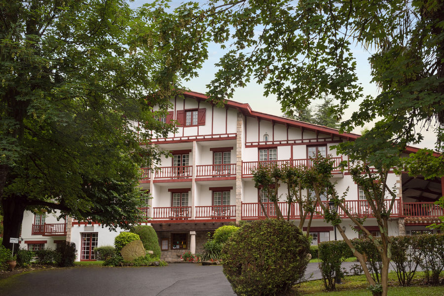 Hotel The Originals Argi-Eder 2