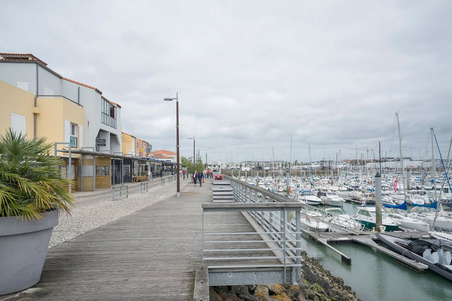 Hotel The Originals Les Sables-d'Olonne Admiral's 1