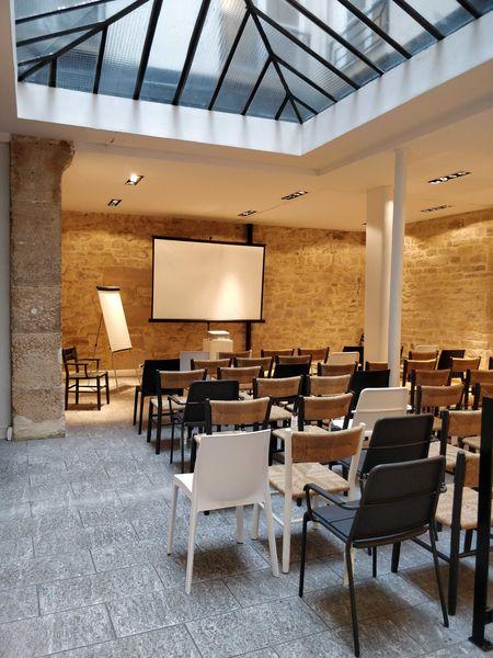MyCowork Event Espace principal - format conférence