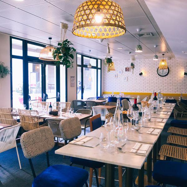 Novotel Paris Pont de Sèvres **** Restaurant Groupe