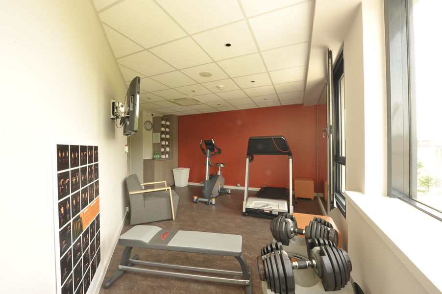 Holiday Inn Lyon - Vaise **** Mini Gym