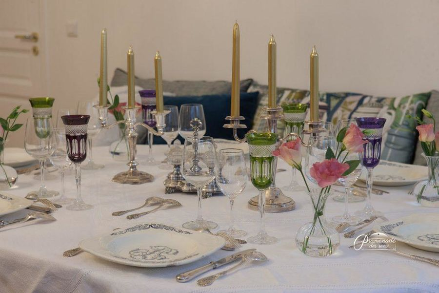 Le 101 Haussmann diner privé art de vivre Paris