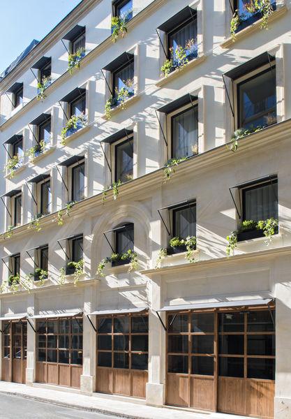 Hôtel Parister FACADE HOTEL PARISTER