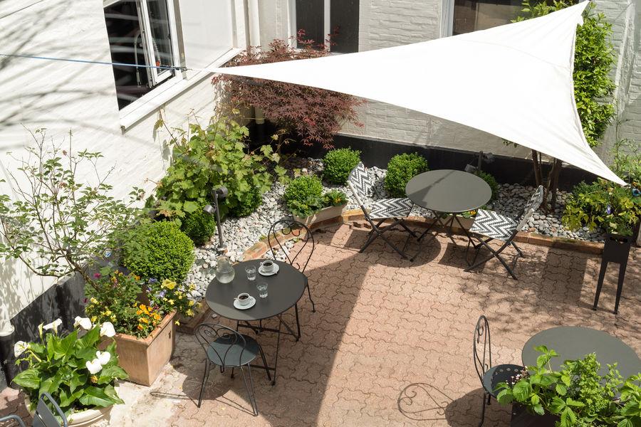 Hotel The Originals Saint-Valéry La Colonne de Bronze 2