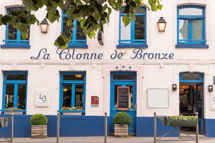 Hotel The Originals Saint-Valéry La Colonne de Bronze 5