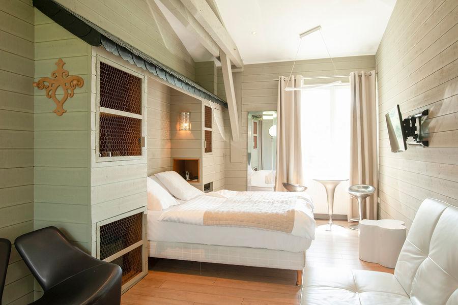 Hotel The Originals Le Cise 7