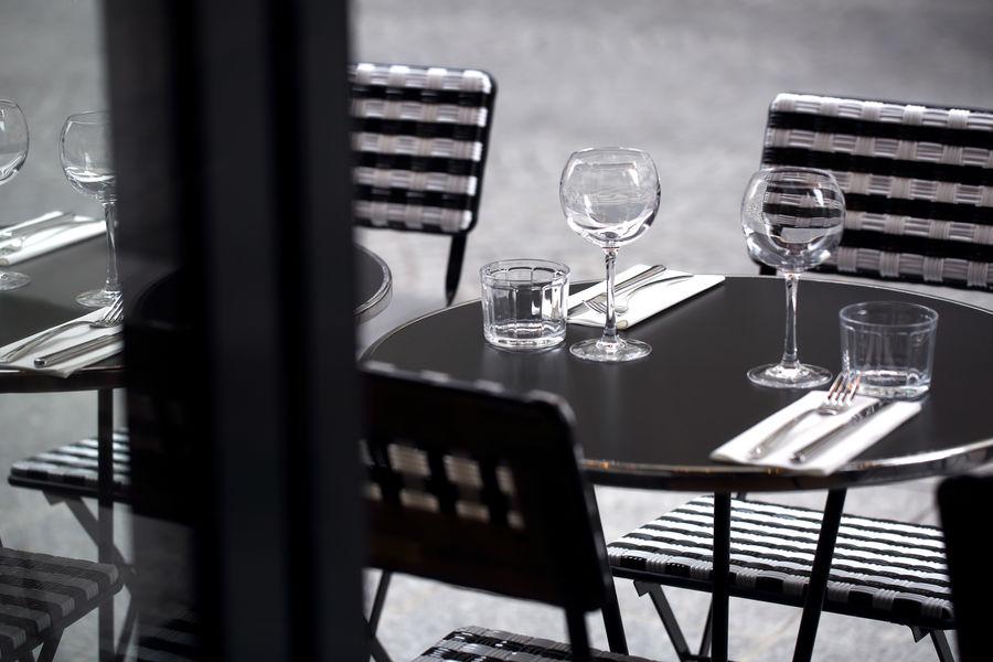 Breizh Café Montorgueil La terrasse