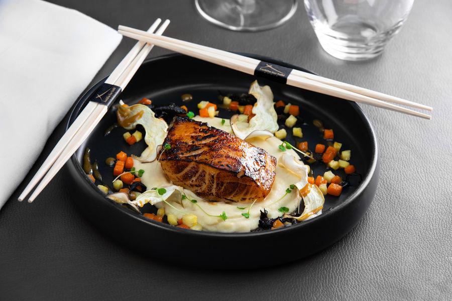 Buddha-bar Hôtel Paris ***** Proposition culinaire