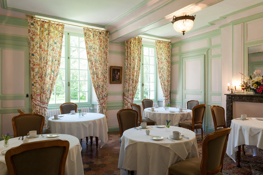 Hotel The Originals Château du Landel  7