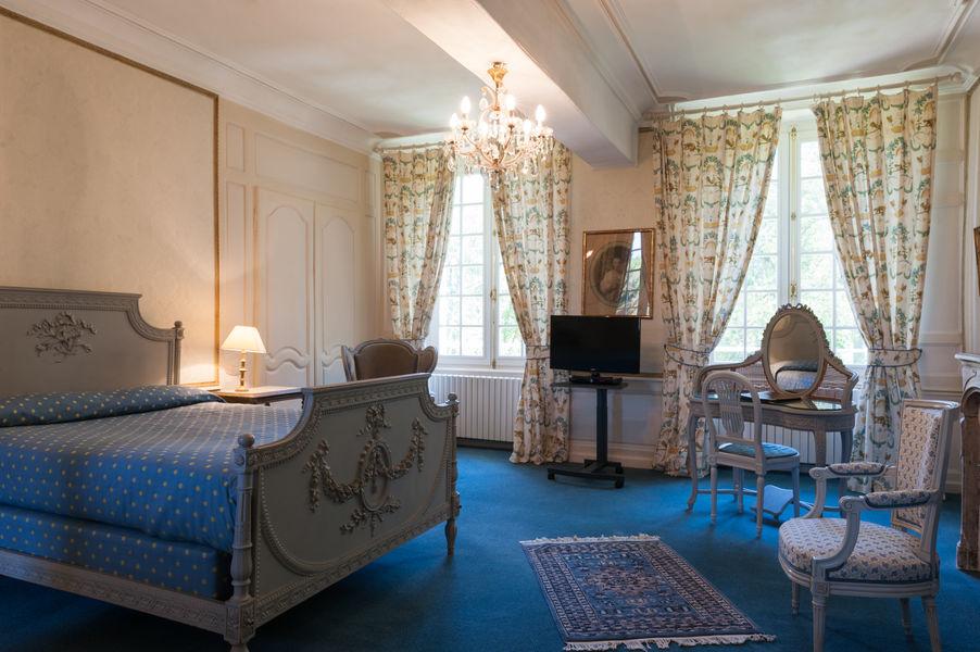 Hotel The Originals Château du Landel  10