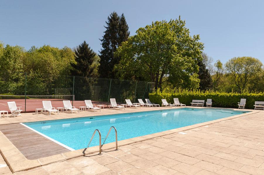 Hotel The Originals Château du Landel  3