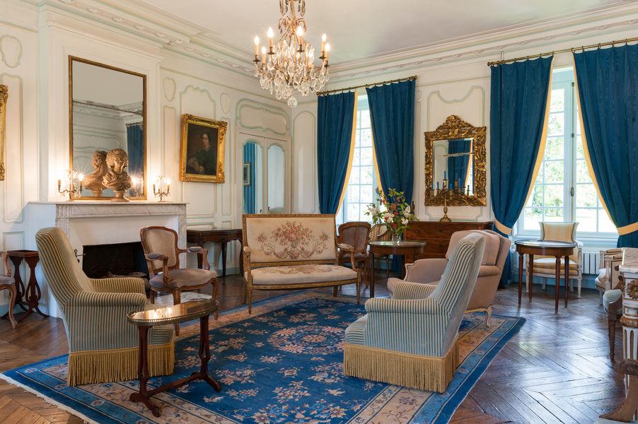 Hotel The Originals Château du Landel  11