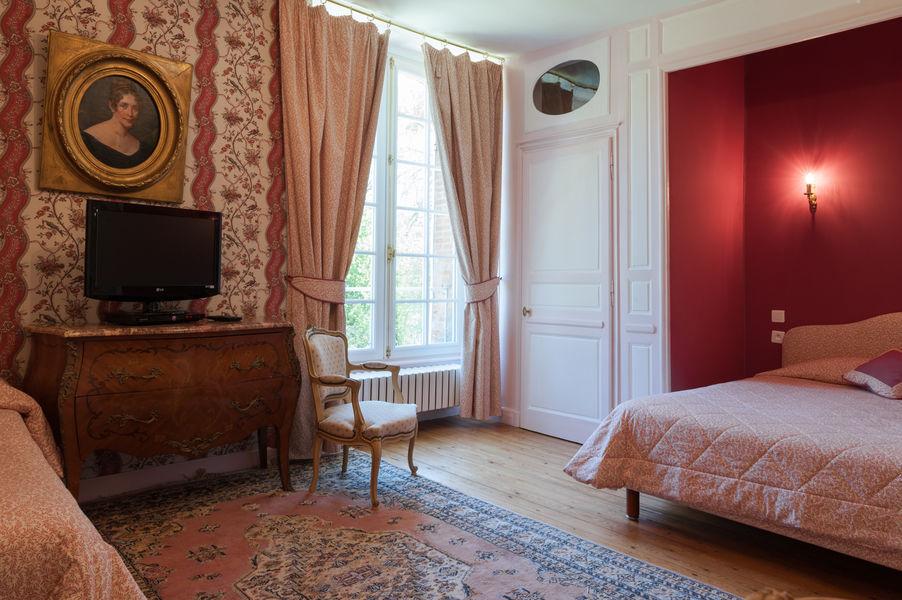 Hotel The Originals Château du Landel  13